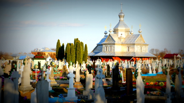 Orthodox Church in Western Ukriane