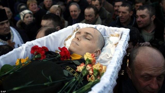 killed in ukraine
