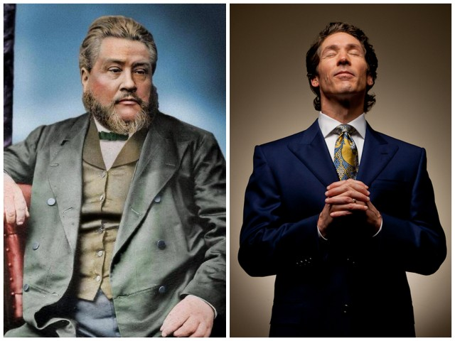 spurgeon and osteen